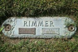 Lavada <I>Moss</I> Rimmer