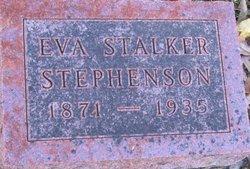Evalena <I>Hollingsworth</I> Stephenson