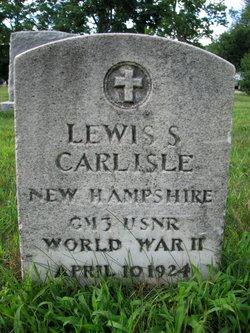 Lewis Studley Carlisle