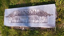 Ruth Aylene <I>Adams</I> Johnson