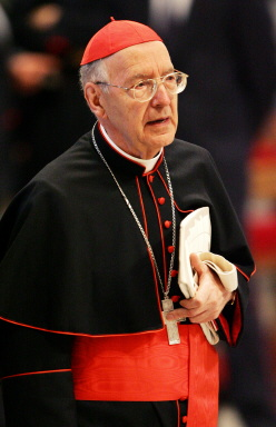 Cardinal Francesco Marchisano