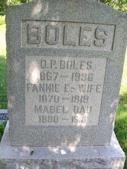 Mabel Boles