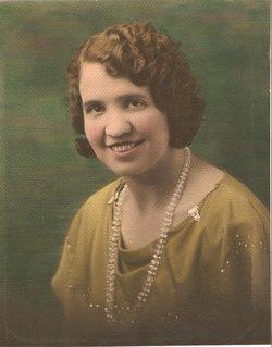 """Elizabeth """"Bessie"""" <I>Coats</I> Petersen"""