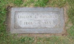 """Lillian May """"Lillie"""" <I>Laub</I> Kuehnle"""