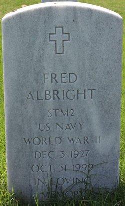 Fred Albright