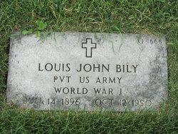 Louis John Bily
