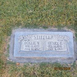 Dollie Ethlyn <I>Willumsen</I> Stiffler