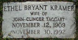 Ethel Bryant <I>Kramer</I> Taggart