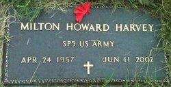 Milton Howard Harvey