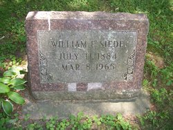 William F. Siede