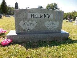 PFC William J Helmick, Sr