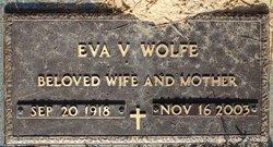 Eva Viola <I>LeFeber</I> Wolfe