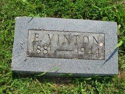Ernest Vinton Mullett