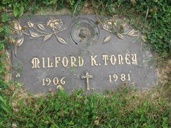 Milford Kenneth Toney