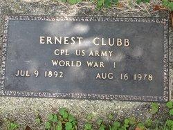 Ernest Abraham Clubb