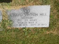 Richard Venton Hill