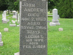 Lucina Theresa <I>Smith</I> Andrews