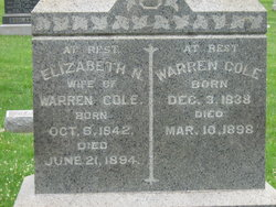 Elizabeth N Cole
