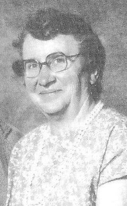 Mary Dean <I>Fanning</I> Wright