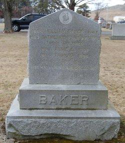 Catherine A <I>Hurley</I> Baker