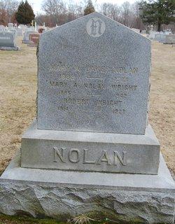 Mary A <I>Baker</I> Nolan