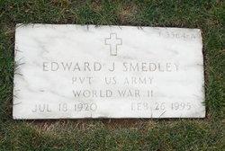 Edward J Smedley