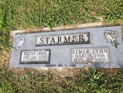"""Patsy Dee """"Pat"""" <I>Robey</I> Starmer"""