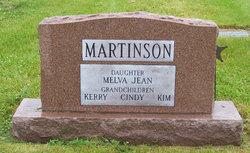 Melva Jean <I>Martinson</I> Baumgartner