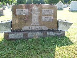 Sophronia <I>Legare</I> DeLair