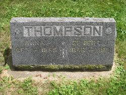 Anna <I>Kleth</I> Thompson