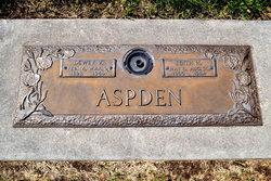 Edith H. <I>Hayden</I> Aspden