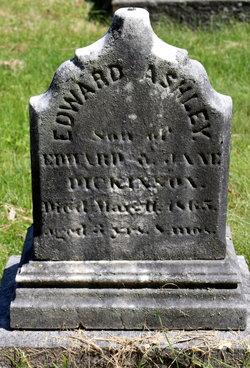 Edward Ashley Dickinson