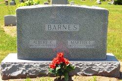 Albert C Barnes