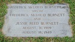 Frederick McLoud Burnett, Jr