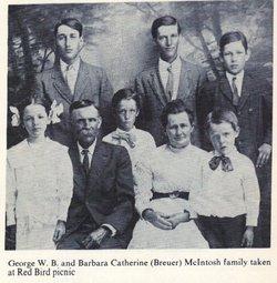 Barbara Catherine <I>Breuer</I> McIntosh