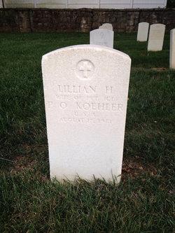 Lillian <I>Harrison</I> Koehler