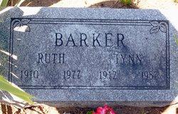 Ruth M <I>Dobson</I> Barker