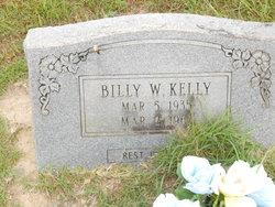 Billy W Kelly
