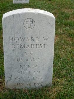 Howard W Demarest