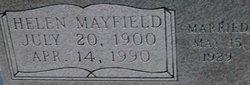 Helen H. <I>Mayfield</I> Fields
