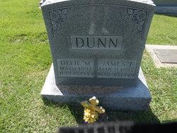 Ollie Mae <I>Smith</I> Dunn