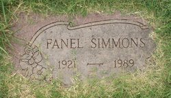 Fanel <I>Owings</I> Simmons