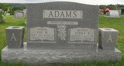 Verna Ruth <I>Galloway</I> Adams