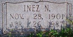 Inez N Parker