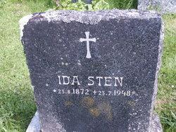 Ida Sten