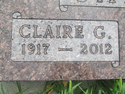 "Claire ""Ginny"" Callan"