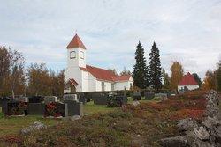 Bergö Cemetery Malax