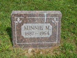 Minnie M. Hatfield