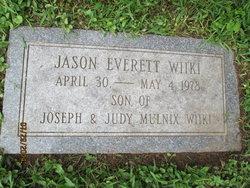Jason Everett Wiiki