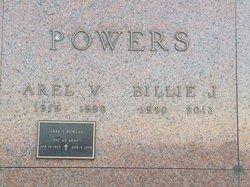 Arel Venson Powers